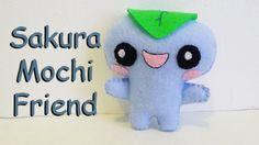 How to Make a Sakura Mochi plushie tutorial