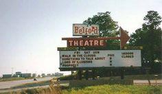 Old Belford Entrance