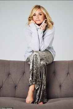 'Watch out, Albert Square - I'm back!': Tamzin Outhwaite on why she's returning to EastEnders after putting showbiz career on hold to spend more time with her family Tamzin Outhwaite, Jd Williams, Tv Presenters, British Actresses, Celebs, Celebrities, Personal Style, Sequin Skirt, Daughter