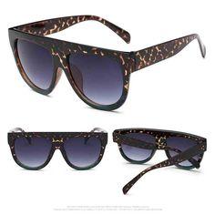 0f61d2c9f34d Men Women Square Vintage Mirrored Sunglasses
