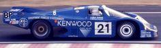 1983 3rd: Kremer Racing 956-101 (Turbo 2.6) #21 Mario Andretti/Michael Andretti/Philippe Alliot