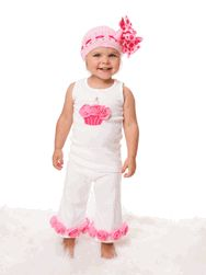 Posh Designer Kids Clothes One Posh Kid Cupcake Couture