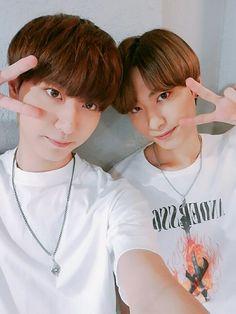 Twins Been → Jin ~ #빈) 항상 곁에서 응원 해주는 빅토리 너무 고마워요❤❤ 세상 제일 사랑~❤해! 흫 #MVP #엠브이피 #Been 27-05-2017