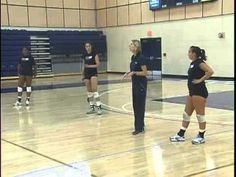 Winning Passing and Serving Drills for Volleyball