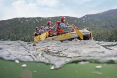 Want to raft world-class whitewater on the most exciting rivers in Canada? REO offers the most diverse selection of rafting rivers in British Columbia. Whitewater Rafting, British Columbia, First Time, River, Mountains, World, The World, Rivers, Bergen