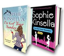 Sophie Kinsella has always been one of my favorites.