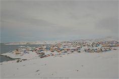 La ville toute colorée d'Ilulissat