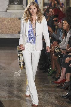 EMILIO PUCCI - love the blouse!