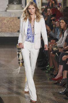 EMILIO PUCCI - love the blouse!