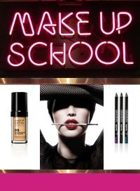 Now you can find out all the secrets pro makeup artists know -- without actually having to attend a single class