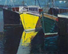 Brian Ballard, Boats in Port