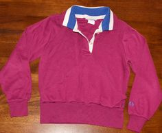 1000 images about vintage rugby shirts on pinterest for Pink and purple striped rugby shirt