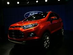 Ford EcoSport    Expected: Mid 2013, Price: Rs 7-10 lakh
