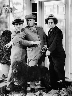 Image detail for -the three stooges - Three Stooges Photo (29302318) - Fanpop fanclubs