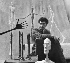 Giacometti at Tate