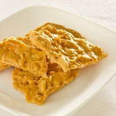 Coconut-Almond Brittle