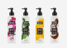 EDEN on Packaging of the World - Creative Package Design Gallery