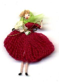 Yarn Doll  Photos by Mel Odom