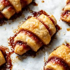 Jam Rugelach | Cook's Country