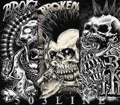 Brokenline