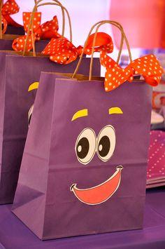 Gift bag mochila