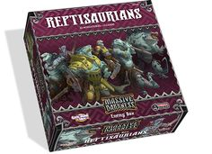 The Enemy Box: Reptisaurians