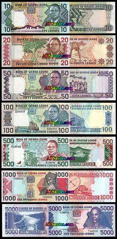 Money in Sierra Leone