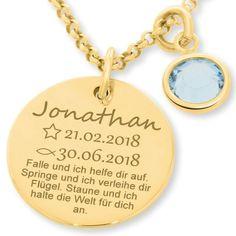 Geschenk- & Werbeartikel Edler SchlÜsselanhÄnger Jonathan Vergoldet Gold Name Keychain Weihnachtsgeschenk