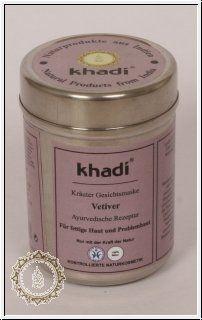 Khadi Kräuter Gesichtsmaske