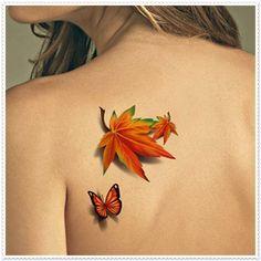 3D Tattoo Trends