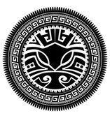 Polynesian tattoo — Stock Vector #77254428