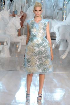 Prom inspiration: Louis Vuitton Spring 2012