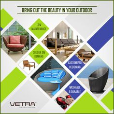 Buying quality Patio furniture is not just enough. Proper care is equally important. Here Vetra furniture advising you how to take care of your Poolside umbrella furniture. For more information visit here- https://medium.com/@vetrafurniture68/how-to-take-care-of-the-patio-furniture-c5f01cc69f3