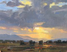 Virginia Vaughan . End of the Day Lights