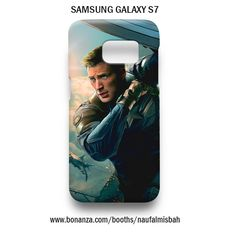 Captain America Civil War Samsung Galaxy S7 Case Cover