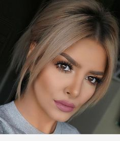 makeup for brown eyes blonde hair Special eyes makeup and hair Besondere Augen Make-up und Haare Hair Makeup Hairstyles With Bangs, Pretty Hairstyles, Hairstyle Ideas, Side Fringe Hairstyles, Hair Inspo, Hair Inspiration, Brown Eyes Blonde Hair, Brown Eyes Hair Color, Blue Eyes