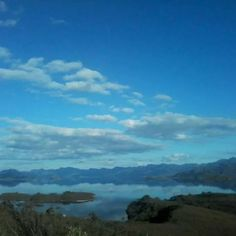 Lake Pedder. Hobart, Tasmania, Australia.
