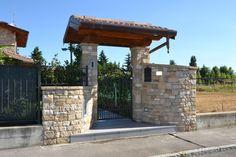 Gate Design, Pergola, Outdoor Structures, House, Houses, Future House, Haus, Home, Arbors