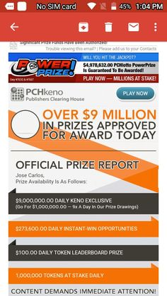 i jcg claim pch 100000000 Lotto Winners, Lotto Winning Numbers, 10 Million Dollars, Win For Life, Winner Announcement, Publisher Clearing House, Instant Win Games, Worth Quotes