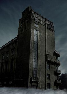 Castle / foto Pavel Nikitin aka El Croco