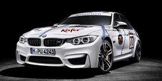 """Aktueller BMW M3 im """"Wiesn""""-Look"""