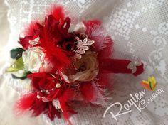 Úvod - | dekor & produkt dizajn Knitting Cake, Fabric Flowers, Headbands, Christmas Wreaths, Bouquet, Brooch, Holiday Decor, Artist, Handmade