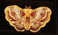 Louisiana Art & Science Museum...Judith Leiber, Butterfly Purse, Edition 36 of 50, Private Collection