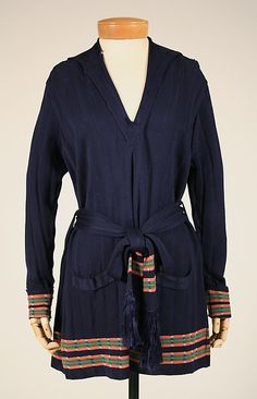 1915-1918, America - Silk sweater