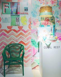 Tendencias de estilo y color 2015: inspiración estilo déco Miami