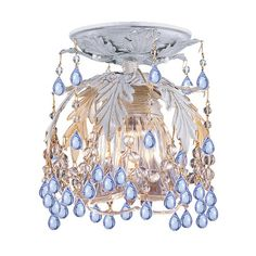I pinned this Melrose Ceiling Light from the Crystorama event at Joss & Main!