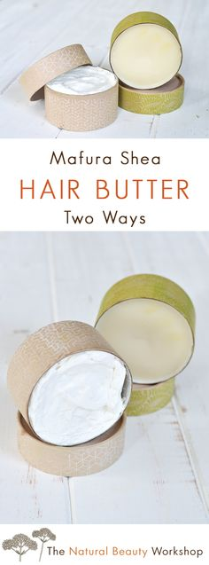 Two simple recipes for pomade and hair butter made with mafura oil and shea butter. Continue Reading Shea Mafura Hair Butter – Two Ways Hair Butter Recipe, Skin Care Routine Steps, Natural Beauty Recipes, Homemade Beauty Products, Hair Products, Health Products, Diy Beauty, Beauty Tips, Clean Beauty