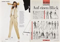 Burda International W 4 96   eBay