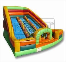 Ultimate Slide-N-Play 24X27X17Ultimate Slide-N-Play 24X27X17  Model No: E3-077 	Brand Name: East  Place of Origin: China 	Size(Feet):27ft(L)x24ft(W)x17ft(H)  Weight: Kg 	Size(Meter): 8.2m(L)×7.3m(W)×5.2m(H)