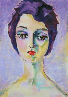 Kees van Dongen (1877-1968) was een in Nederland geboren kunstschilder, die een groot deel van zijn leven in Frankrijk heeft gewoond. Met zijn werk was hij een van de belangrijkste Nederlandse vertegenwoordigers van het fauvisme. Hij begon zijn werk te exposeren in Parijs, met onder anderen Henri Matisse. De heldere kleuren waarvan deze groep kunstenaars zich bediende, leverde hun de bijnaam Les Fauves ('Wilde Beesten') op.